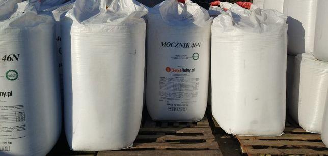 Mocznik import Big Bag 46% N /Saletrzak/ Ultra /Saletra amonowa