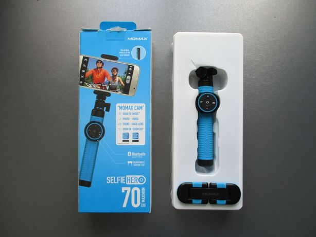 Селфи монопод MOMAX Selfie Hero Bluetooth для фото