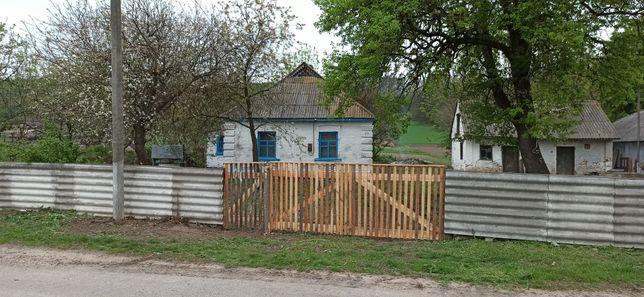 Продам будинок на річці Рось