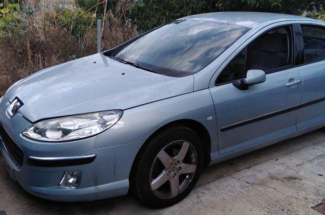 Peugeot 407, 307  2.0 HDI peças turbo
