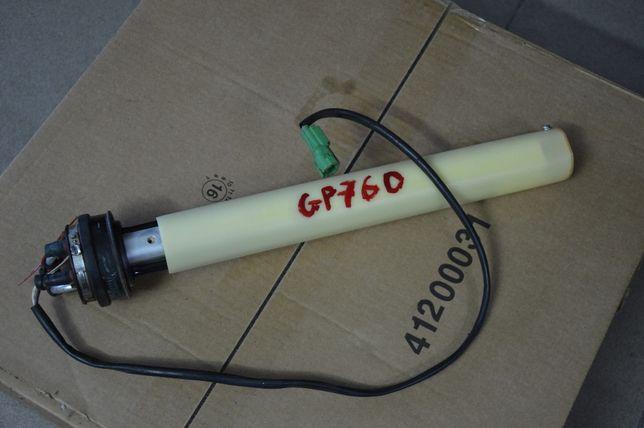 Yamaha GP 760 wskaźnik rezerwy paliwa rezerwa