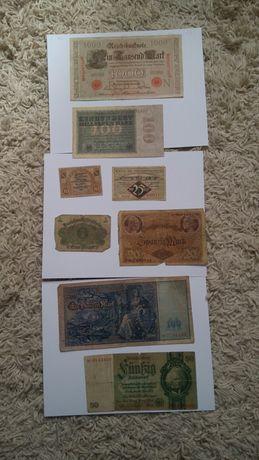 Banknoty zabytkowe