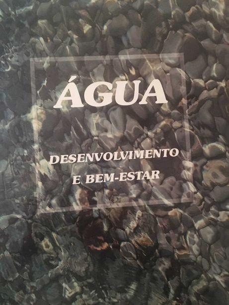 Água Desenvolvimento e bem-estar  edição 1998 Minist.Agricultura