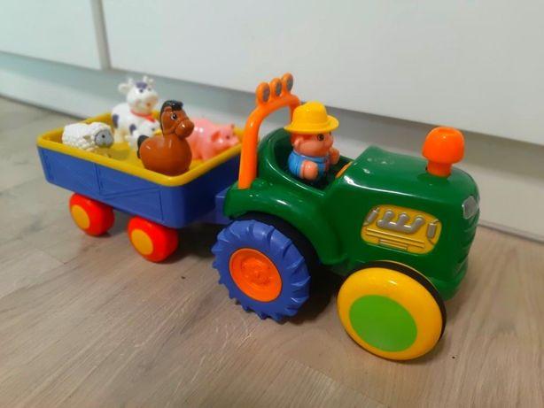 Игровой набор «Трактор Фермера»- Kiddieland