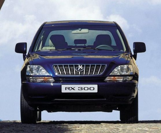 Запчасти Lexus RX 1998 1999 2000 2001 2002 2003