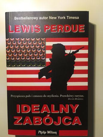 """Lewis Perdue """"Idealny zabójca"""""""