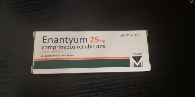Энантиум, обезболивающее и противосполительное