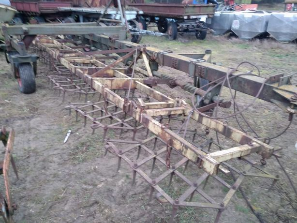 Brony polowe ciężkie plus bark ddr 8 sztuk