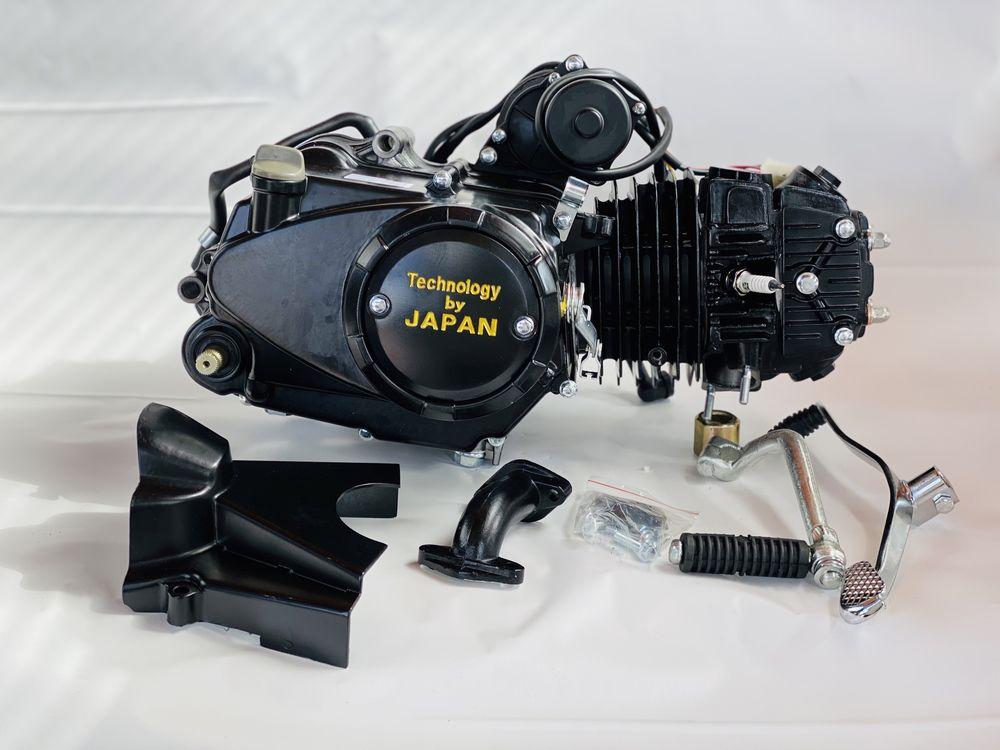 Двигатель vip 125 куб. На мопеды , мотоцикл, квадроцикл