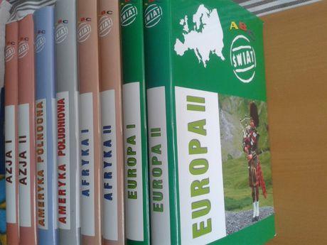 Komplet książek: ABC Świat
