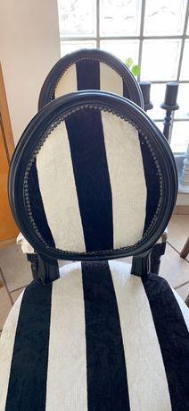 Krzesla Ludwik 2szt.