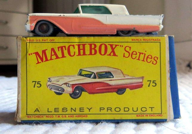 Matchbox Series Thunderbird nº. 75