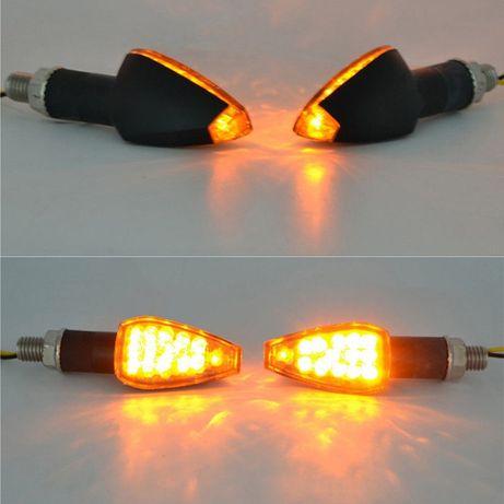 Piscas Universais LED Mota Homologados Indicadores Direção E50