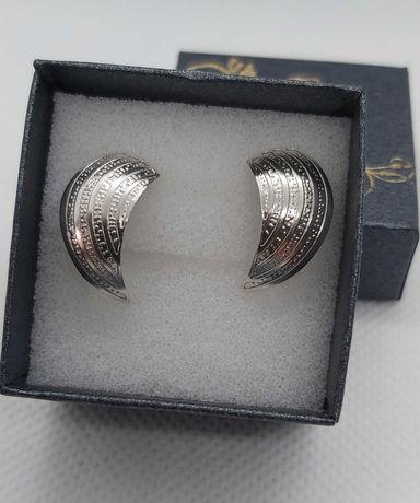 Kolczyki srebrne pr 925