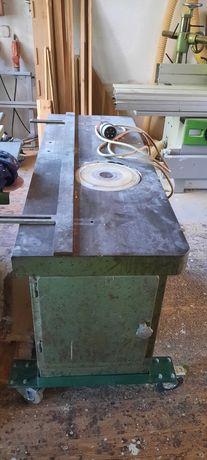 Szlifierka do drewna tarczowa - stolowa