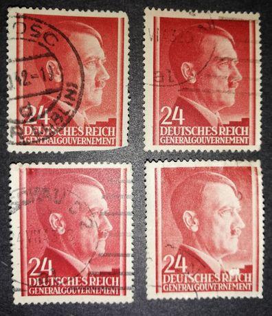 Germany Deutsches Reich General Gouvernment 24