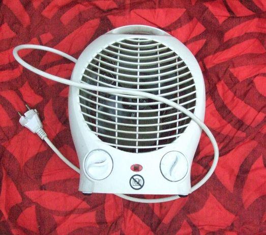 Тепловой вентилятор, дувчик