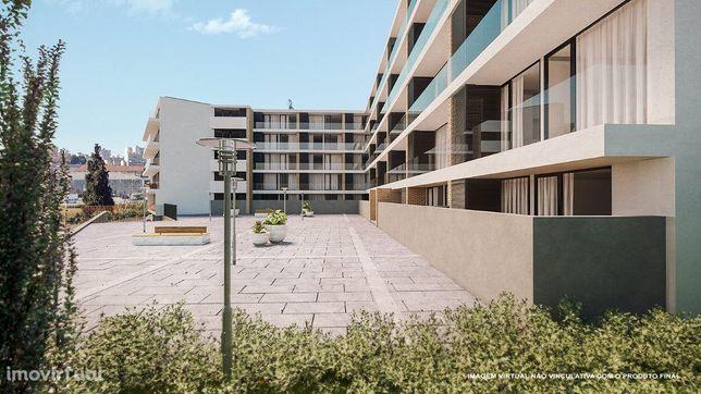 T2 de Luxo VL8 ao Arrábida Shopping Terraço 20m2 Lug Garagem e arrumo