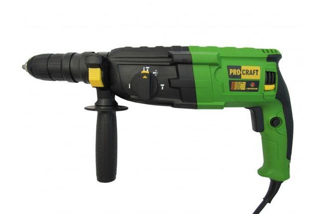 Перфоратор Procraft BH 1400 DFR