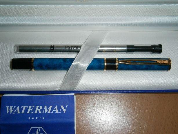 Шариковая ручка-роллер WATERMAN Laureat Rollerball Pen +запасной ролл