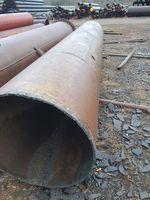 Rury stalowe, rury osłonowe, komin, wał łąkowy, walec, podpory, pale