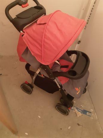 Wózek dziecięcy spacerowy spacerówka
