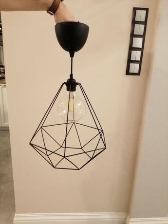 Żyrandol Ikea + żarówka