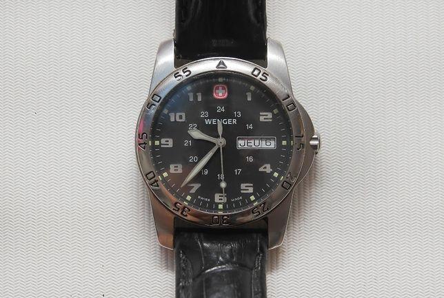 WENGER SWISS швейцарський годинник / швейцарские наручные часы