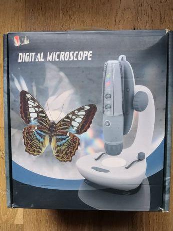 Микроскоп цифровой детский 10х-100х (Win XP!)