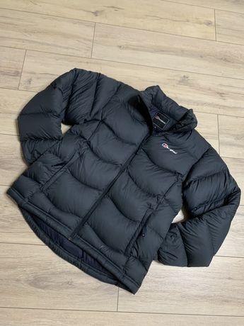 Berghaus, женский пуховик, зимняя пуховая куртка, р. М. Оригинал.