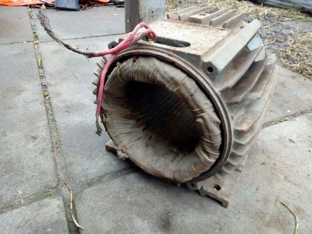 электродвигатель електродвигун 7.5квт статор обмотка