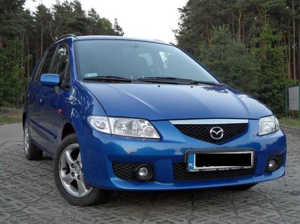Mazda Premacy 2.0 DITD, 1 właściciel, Stan BDB!! Full Opcja