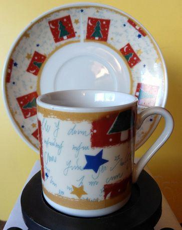 Chávena café motivos Natal