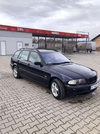 Продам BMW 320 e46 2001 рік