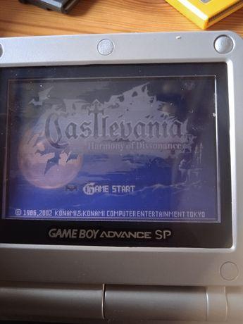 Castlevania Harmony od Dissonance GBA Gameboy