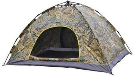 6-ти местная. Палатка   в поход, автомат. Туристическая   кемпинговая