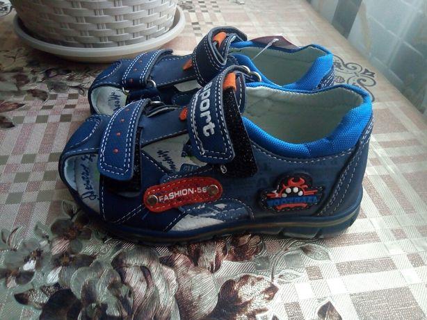 Босоніжки для хлопчика/босоножки на мальчика/сандали