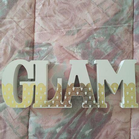 Decoração Glam - como novo