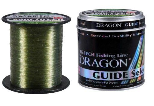Żyłka Dragon Guide Select Camo Green 600m 0.20mm