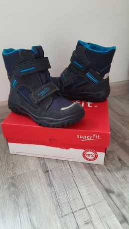 Ботинки сапоги Superfit 30р (стелька 19,5см)