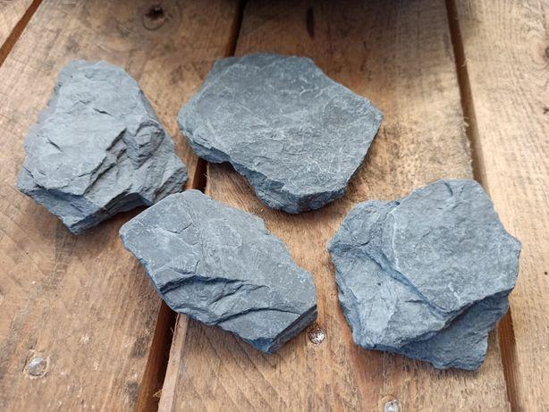 Kora kamienna antracytowa grafitowa czarna big-bag