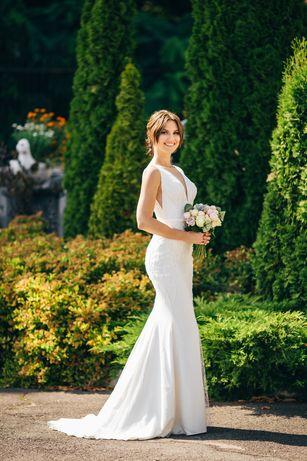 "Весільна сукня (рибка) салон ""Княжна"""