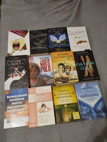 Książki Mimo lęku Siła woli Biblia rozstania Liczenie baranów i inne