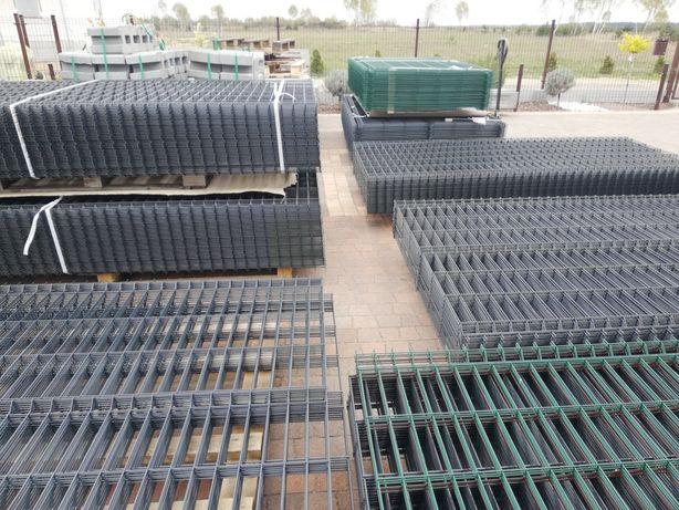 Panele ogrodzeniowe H-120