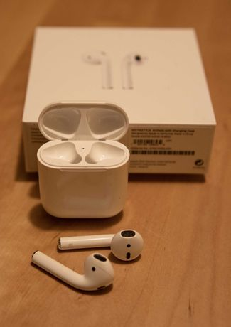 Apple AirPods 2ª Geração - Originais