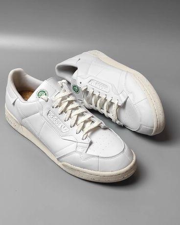 Мужские кроссовки оригинал 100% Adidas continental 80 ART FV8468/45 ро
