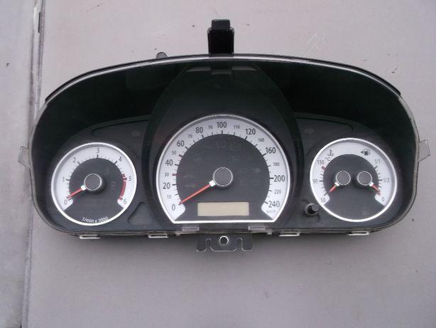 Kia Ceed 2.0 CRDI 2009 licznik europa