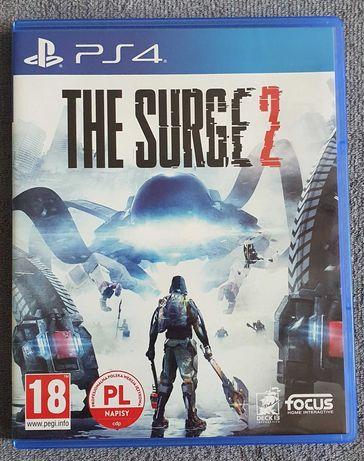 The Surge 2 PS4 Wysyłka