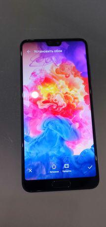 Отличный смартфон Huawei p20 4/128