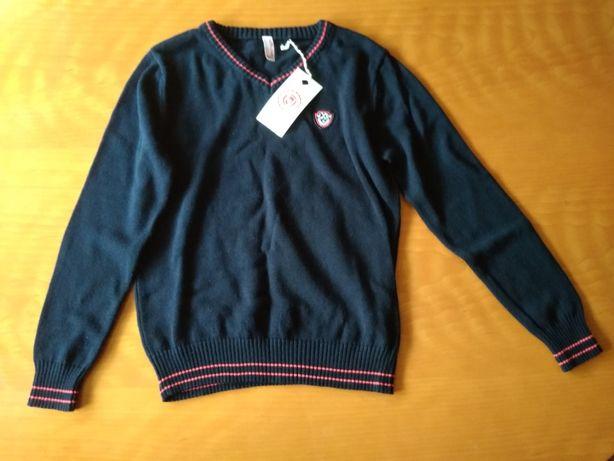 Sweter chłopięcy - rozmiar 158